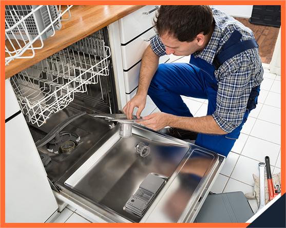 Kenmore Dishwasher Repair, Kenmore Stove Repair